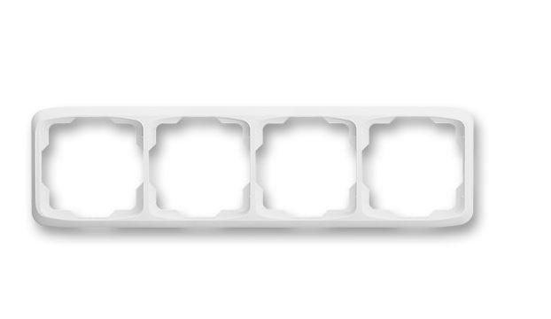 Tango rámeček 4-násobný bílá