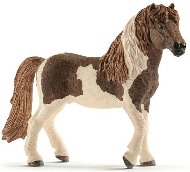Schleich Horse Club 13815 Islandic Pony Stallion