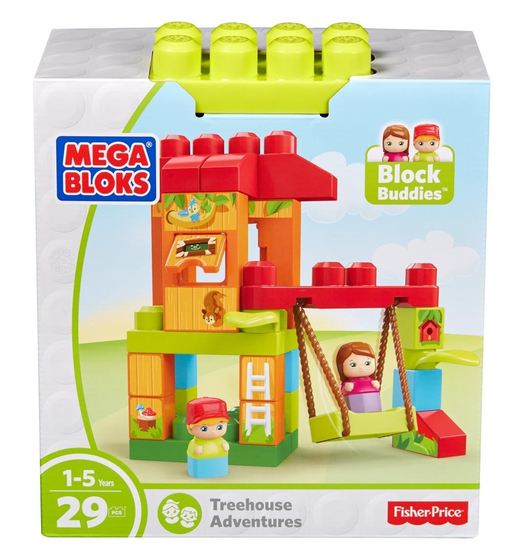 Mega Bloks herní set pojď si hrát
