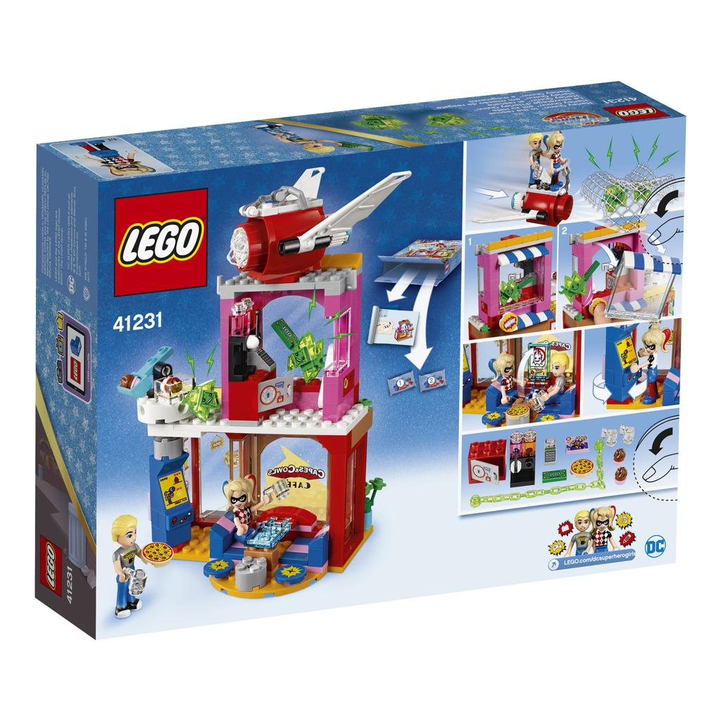 Lego Super Heroes Harley Quinn™ spěchá na pomoc
