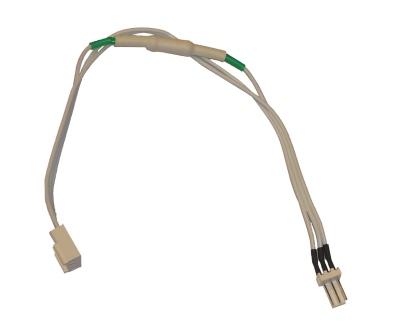 kabel 3ž. regulace otáček ventilatoru 45ohmu/2W