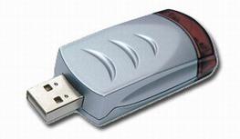 GEMBIRD Adaptér USB-IrDA (infra)