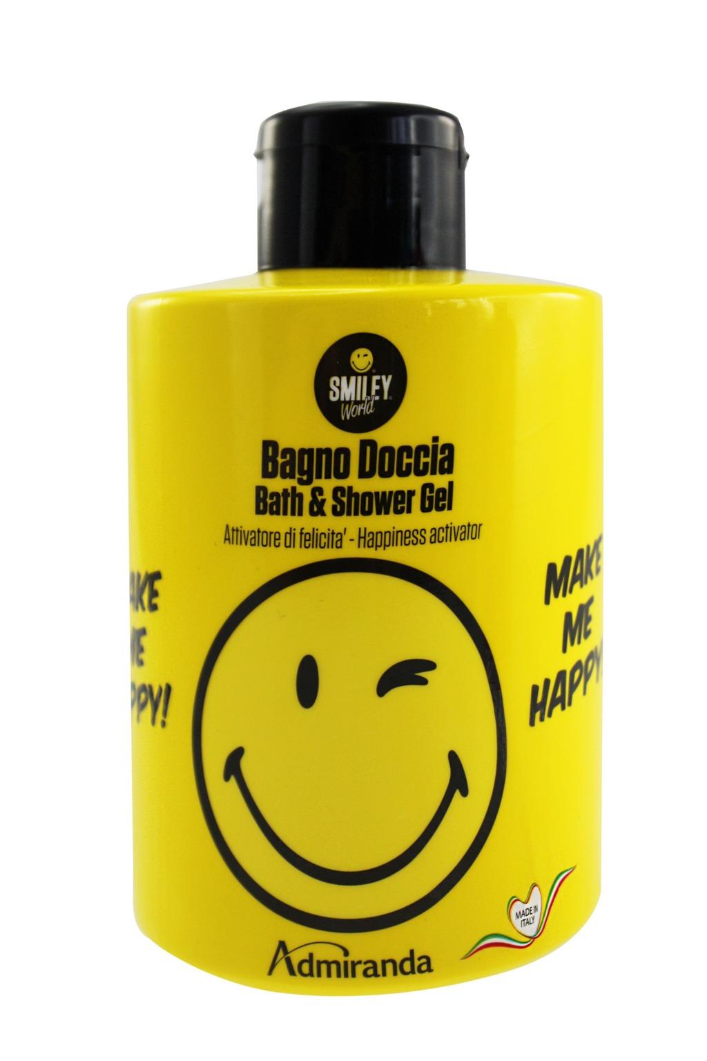 Sprchový gel SMILEY Make my Happy 300 ml