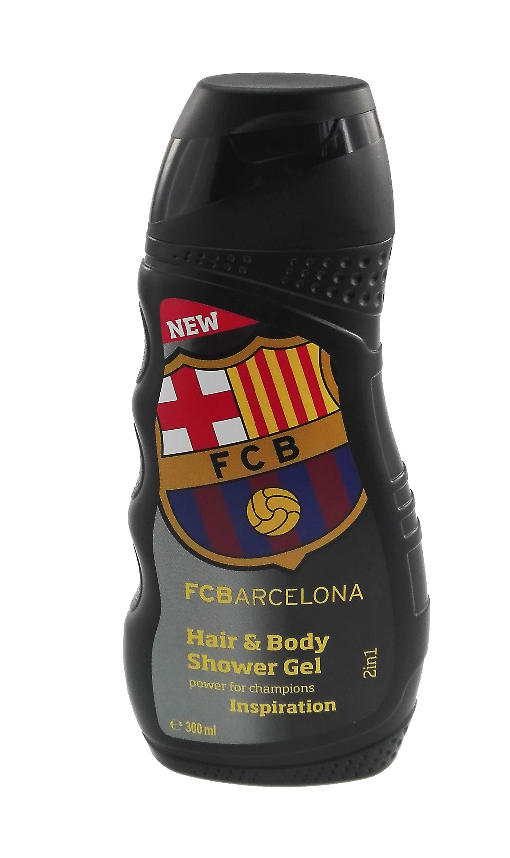 Sprchový gel FC Barcelona INSPIRATION 300 ml