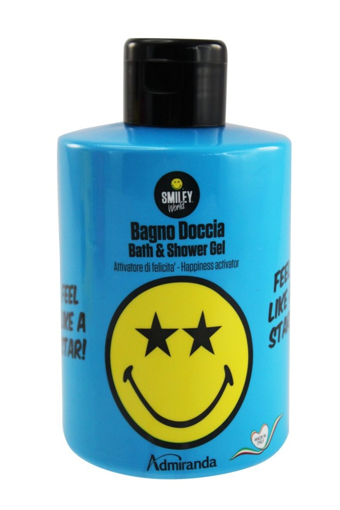 Sprchový gel SMILEY Star 300 ml
