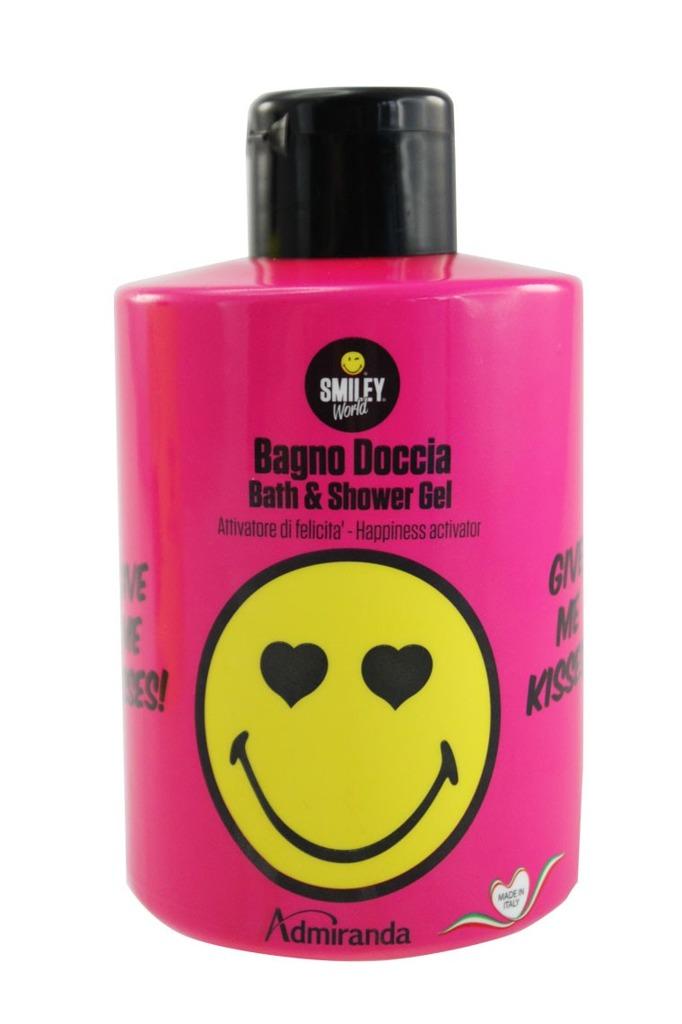Sprchový gel SMILEY 300 ml