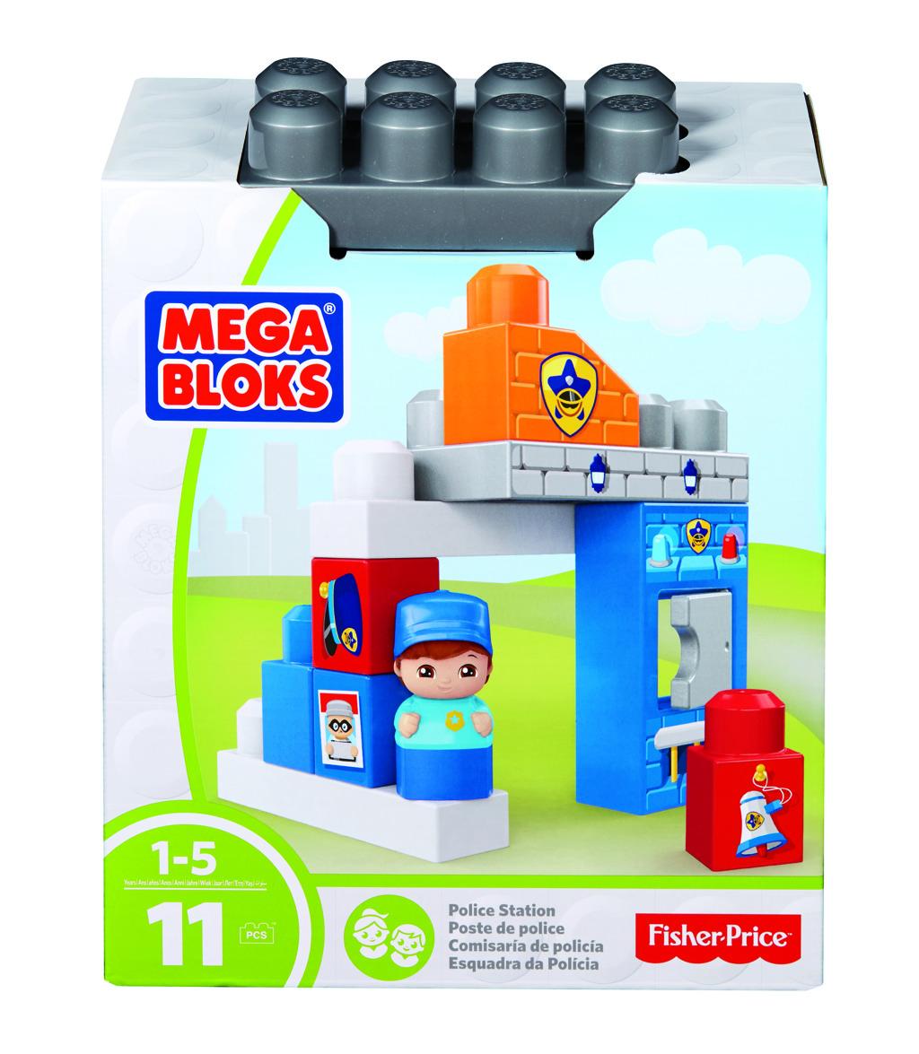 Mega Bloks základni herní set