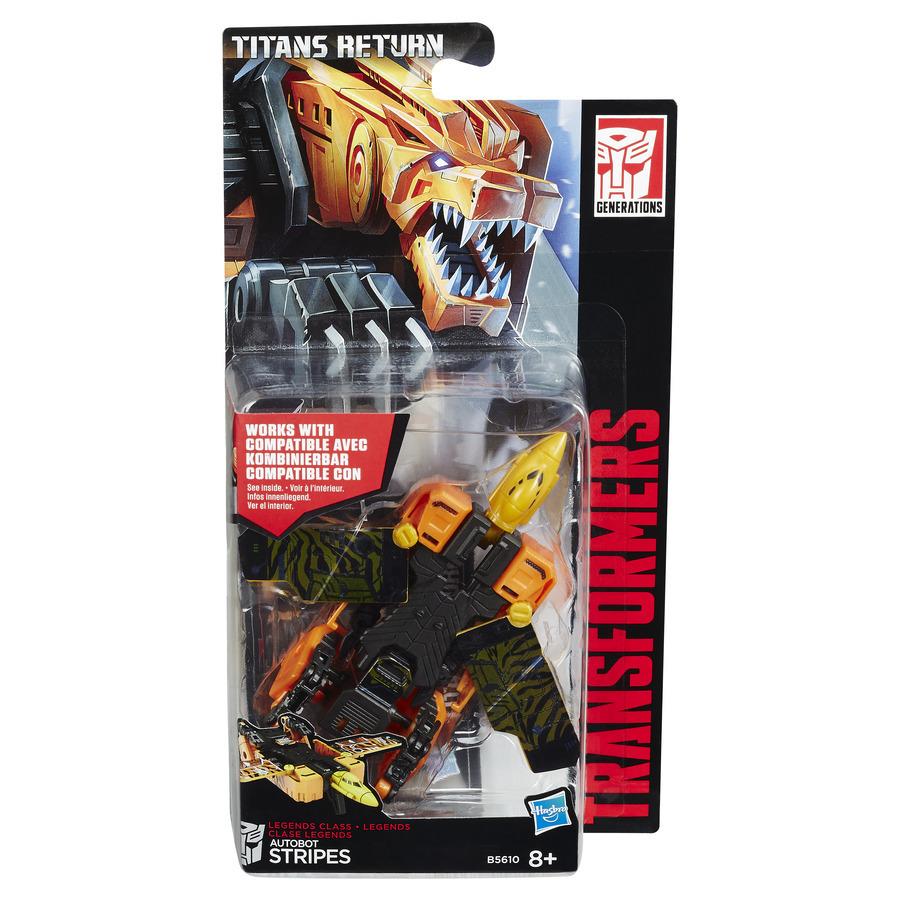 Transformers Generations Figurky Titans Legends