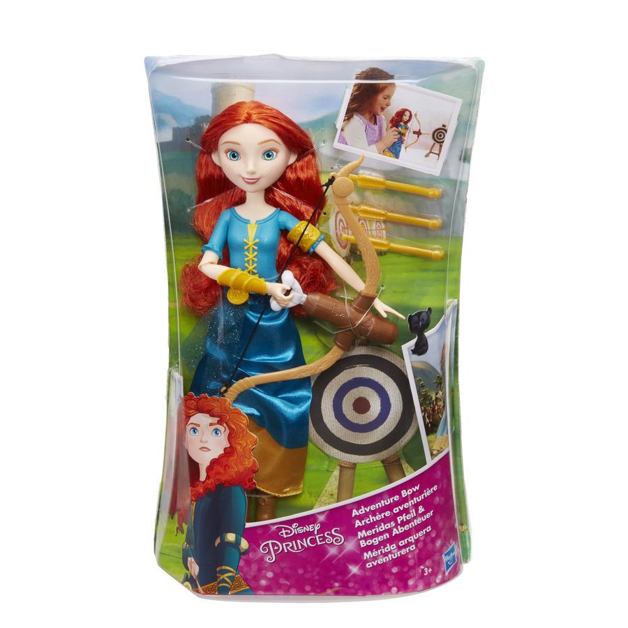 Disney Princess Princezna Locika/ Merida s módními doplňky