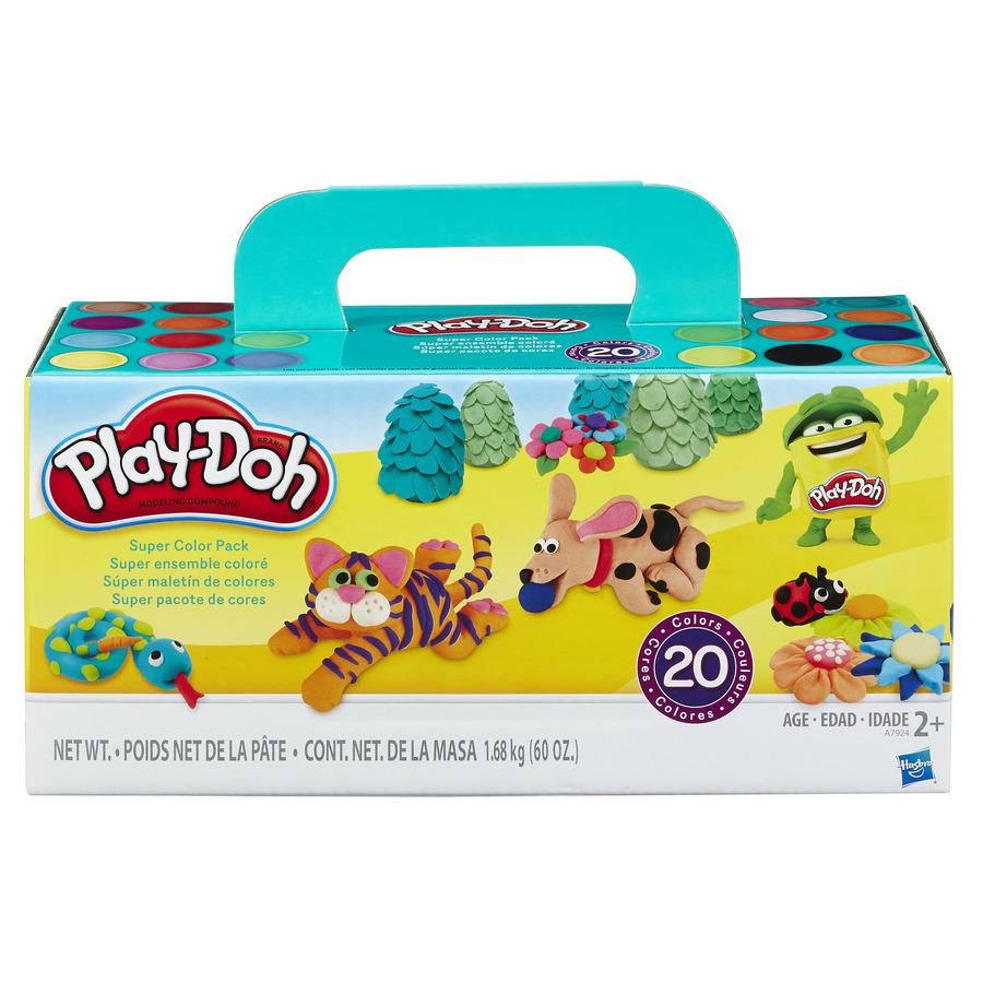 Play Doh Velké balení 20 ks