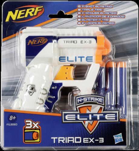 Nerf N-Strike Elite Trias EX-3