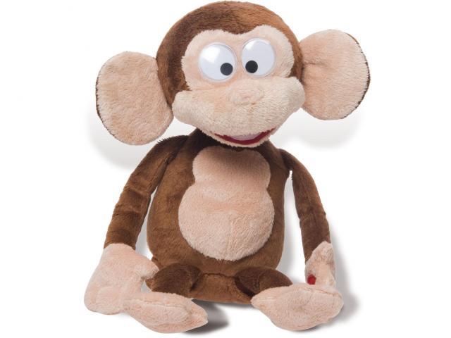 Fufris veselí priatelia opice
