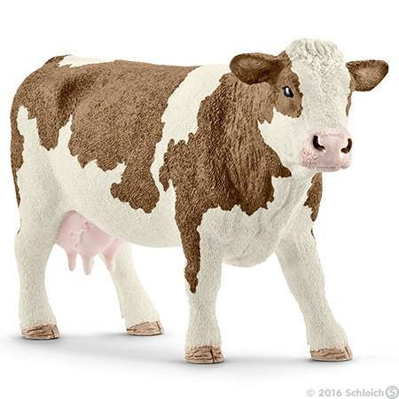 Krava simentálske - Schleich 13801
