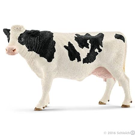 Schleich Holstein krava 13797