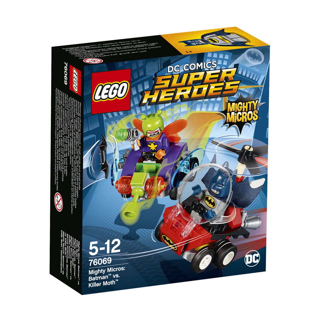 LEGO Super Heroes Mighty Micros: Batman™ vs. Killer Moth™