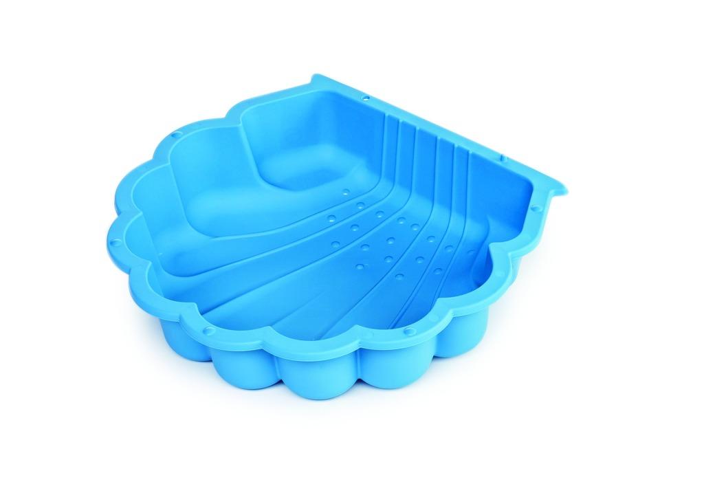Pískoviště mušle modré