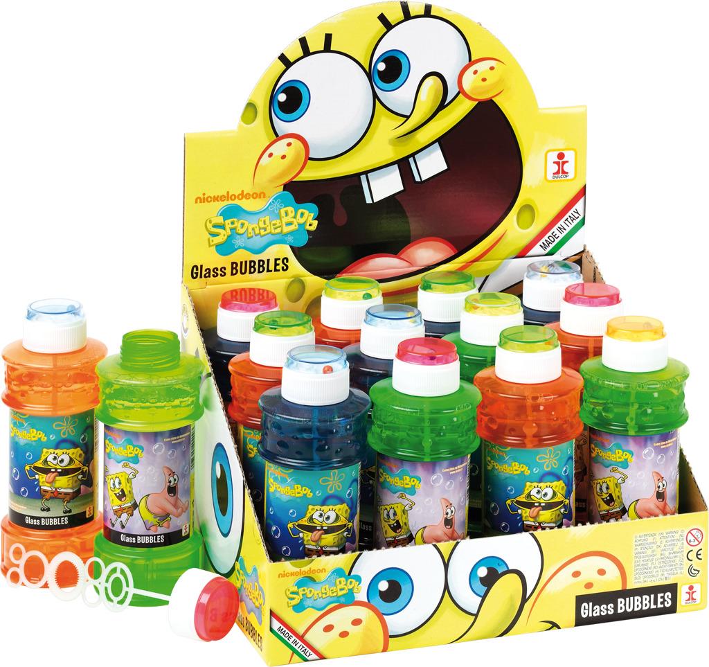 Bublifuk Super Maxi Sponge Bob 300 ml