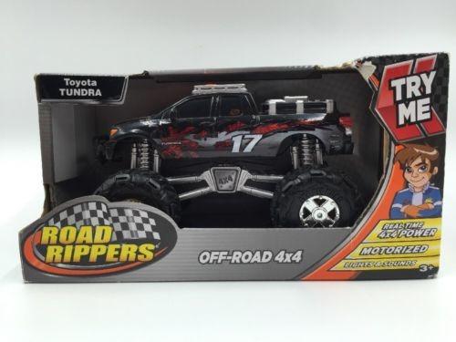 Auto Ford motorizované Off road 4x4 Road Rippers se světlem