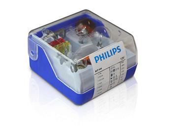 PHILIPS H4 náhradní sada 12V