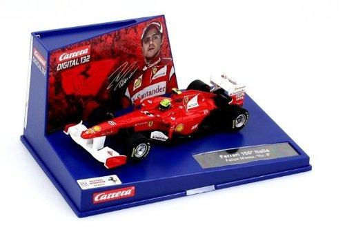 Auto Carrera 30627 Ferrari 150° Italia Felipe Massa, No.6