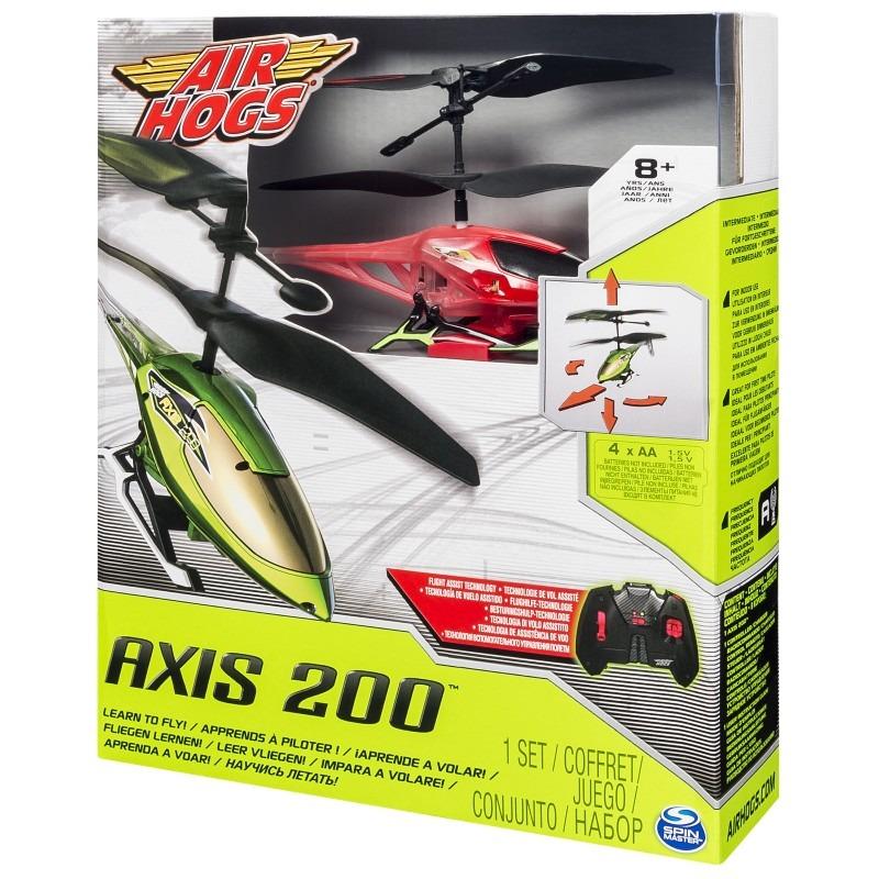 Helikoptéra na dálkové ovládání Air Hogs