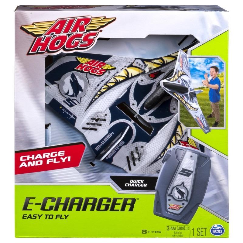 Letadlo na dobíjení E ChargerAir Hogs