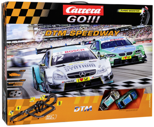 Carrera GO!!! DTM Speedway 62390