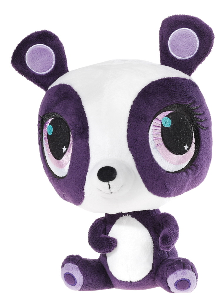 Plyšový Little Pet Shop Panda Penny 25 cm