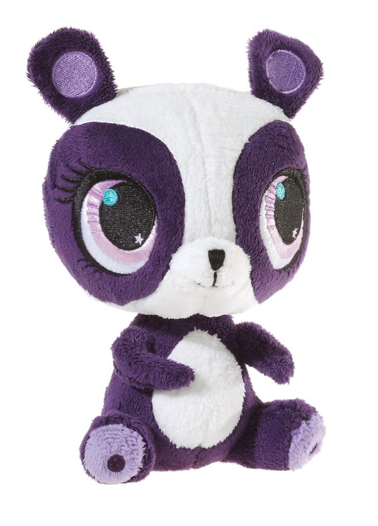 Plyšový Little Pet Shop Panda Penny 15 cm