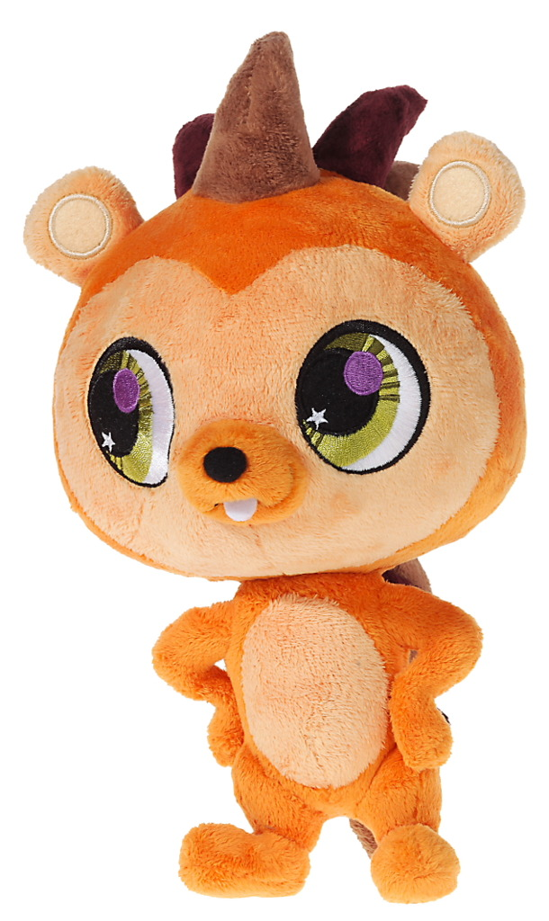 Plyšový Little Pet Shop Ježek Russel 25 cm
