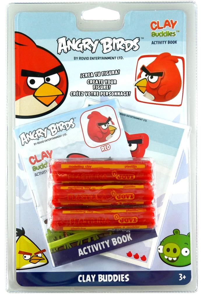 Angry Birds na blistru