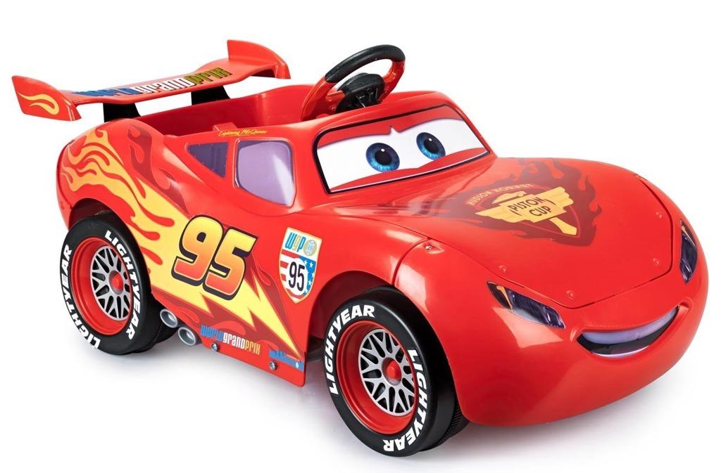 Auto Blesk McQueen