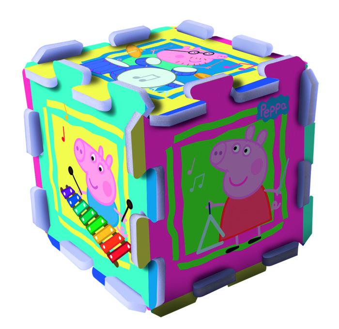 Pěnové Puzzle Peppa Pig