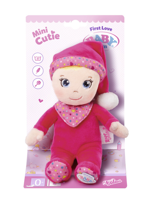 BABY born® First Love Mazlíček Mini
