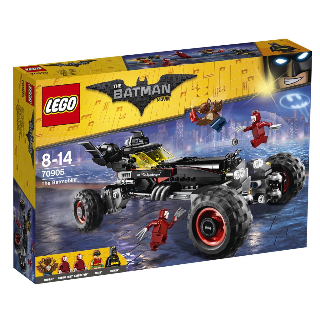 Lego Batman Movie Batmobil