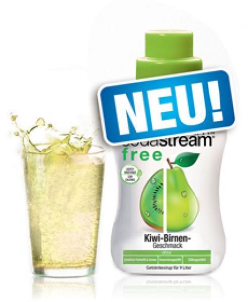 SodaStream sirup kiwi-hruška 375 ml bez cukru