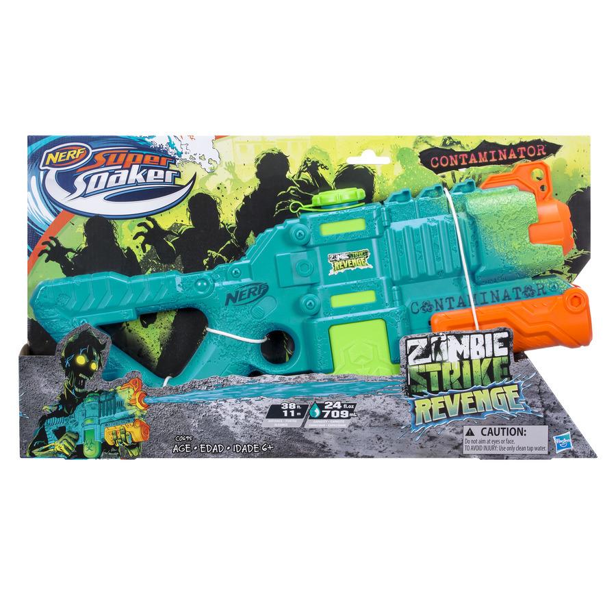 Nerf Vodní pistole Zombie Strike Contaminator
