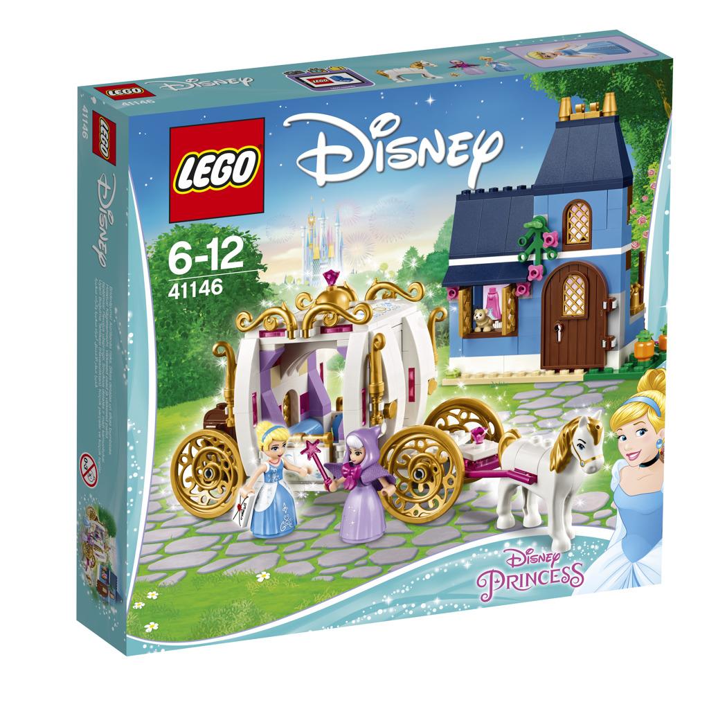 Lego Princezny Popelčin kouzelný večer