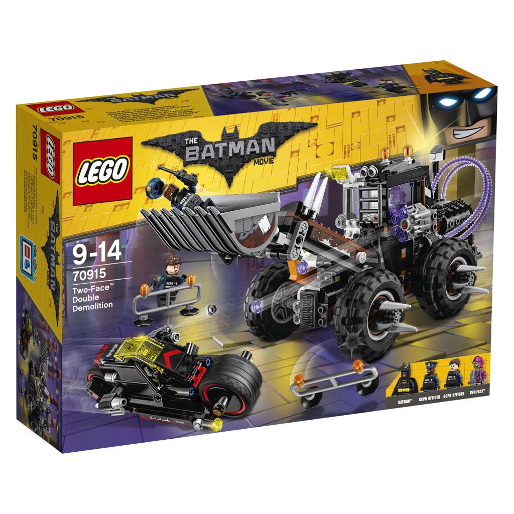 Lego Batman Dvojitá demolice Two-Face™