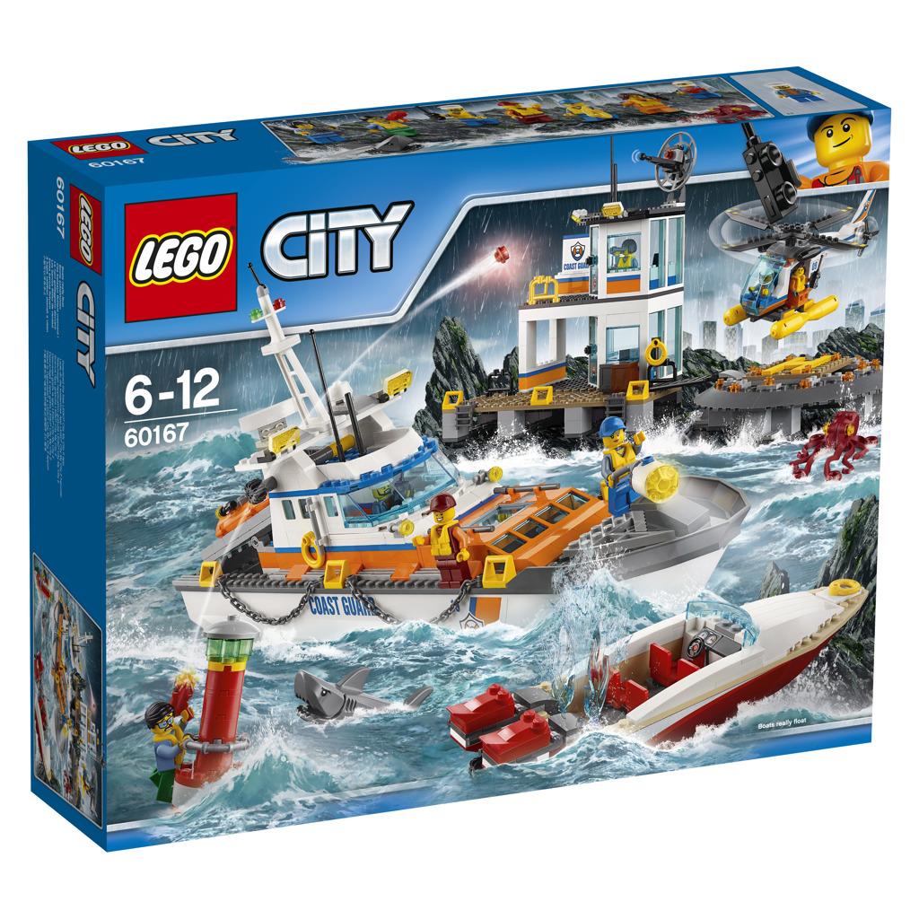 LEGO City 60167 Coast Guard Head Quarters