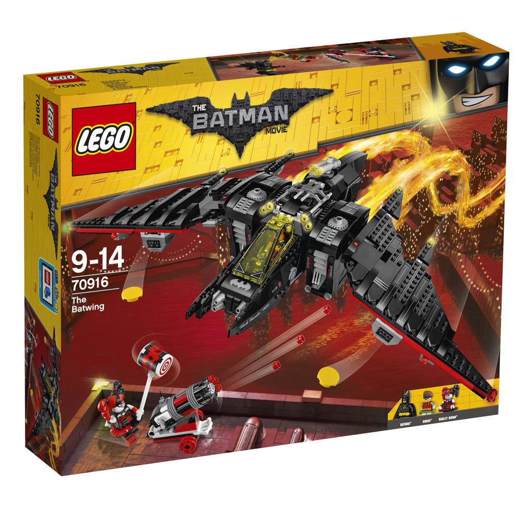 Lego Batman Batmanovo letadlo