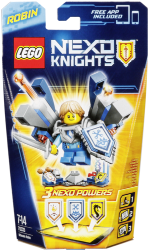 LEGO NEXO KNIGHTS 70333 Ultimater Robin