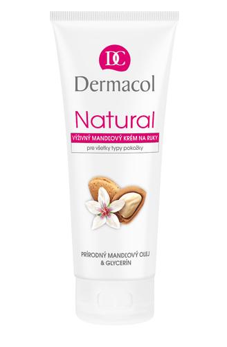 Péče o ruce Dermacol Natural Mandlový Krém Na Ruce 100ml