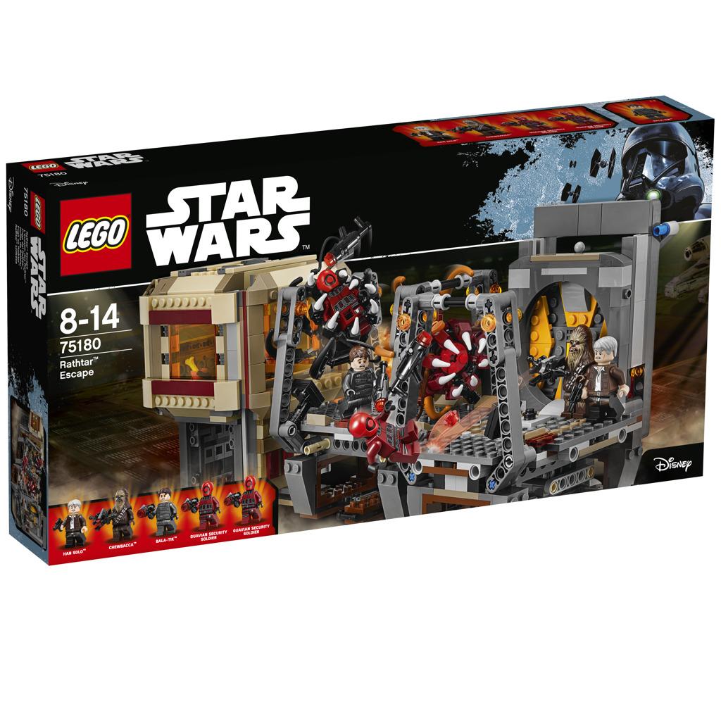 Lego Star Wars Rathtarův útěk