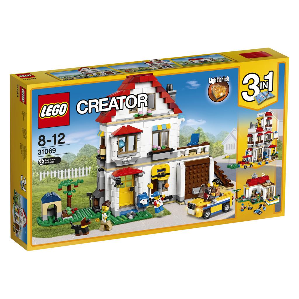 Lego Creators Modulární rodinná vila