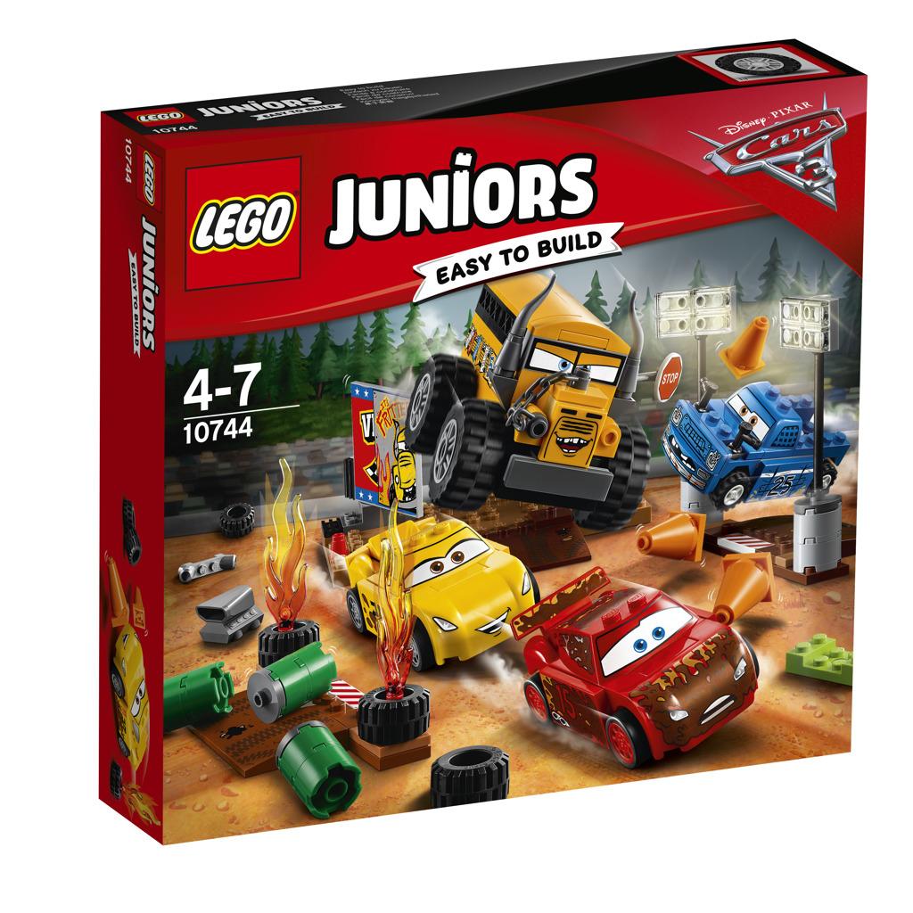 Lego Juniors Závod Thunder Hollow Crazy 8