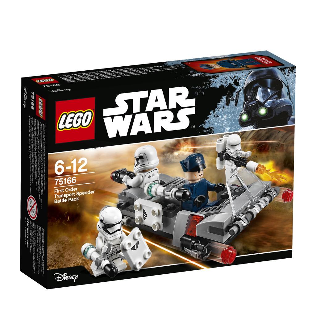 Lego Star Wars Transportní speeder Prvního řádu