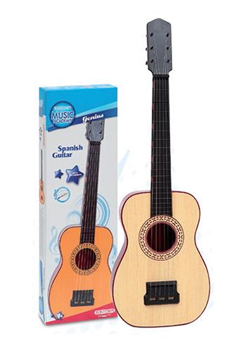 Kytara Španělka plastová 6 strunná 60 cm