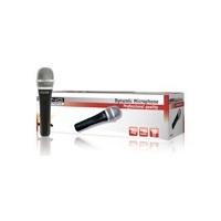 KÖNIG směrový dynamický mikrofon kov černý - KN-MIC50*