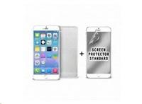 """Puro ochranný rámeček """"Bumper Cover"""" pro iPhone 6 s ochrannou fólií, bílá"""